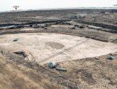 مقر لـ مجلس الشيوخ زمن الرومان.. تعرف على المبنى الأثرى المكتشف فى سيناء