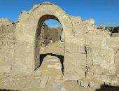 س وج / كل ما تريد معرفته عن مشروع صيانة معبد بطليموس الثانى عشر بعد ترميمه