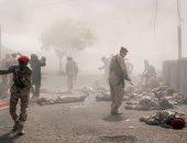 """""""داعش"""" يعلن مسئوليته عن هجوم مركز شرطة عدن باليمن"""