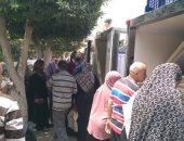 صور.. مديرية أمن الغربية تنظم قوافل غذائية بمدينة زفتى