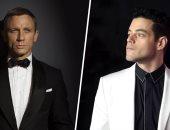 الممثل دانيال كريج يقوم للمرة الخامسة والأخيرة بدور جيمس بوند بمشاركة رامى مالك
