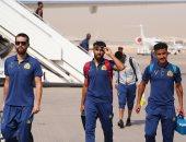 بعثة النصر السعودى تعود إلى الرياض بعد إنتهاء معسكر البرتغال