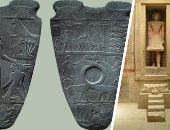 """كلاكيت 7 آلاف سنة.. السينما فى الحضارة الفرعونية.. مقبرة مريروكا فى سقارة قمة """"الإخراج"""".. صلاية نارمر براعة """"كادرات التصوير"""".. وفن السبائك الذهبية فى المقابر خبرة فى """"المونتاج"""""""