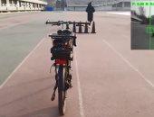 صور.. دراجة ذاتية القيادة تعمل بالذكاء الاصطناعى وتستجيب للأوامر الصوتية