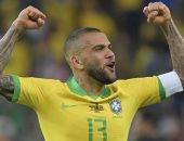 دانى ألفيس يقترب من الانضمام لساوباولو البرازيلى حتى 2022