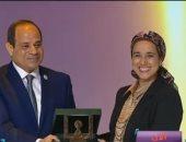 """بعد ظهورها بفيديو """"اليوم السابع"""".. دهب تكشف كواليس حوارها مع الرئيس السيسى"""