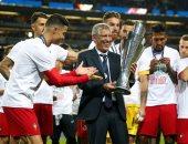 كريستيانو رونالدو يدعم قائمة البرتغال فى تصفيات يورو 2020