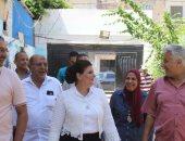 """""""الشباب والرياضة """" بالإسكندرية تدرس الطرح الاستثمارى لمنشأت مركز شباب النصر"""