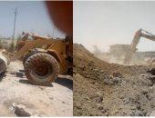 محافظ القليوبية: إزالة 67 حالة تعدٍّ على النيل في كفر شكر ضمن الموجة الـ18