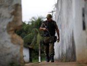 صور.. تشديدات أمنية حول سجن برازيلى بعد مقتل 57 شخصا بسبب اشتباكات