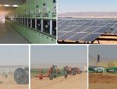 """""""بلاد الطاقة"""".. محافظ أسوان يعلن إنتاج نصف طاقة السد العالى من مشروع الطاقة الشمسية سبتمبر المقبل.. 32 شركة تستعد لربط 1465 ميجاوات على الشبكة القومية.. ويؤكد: قادرون على تصدير الكهرباء لأفريقيا والدول العربية"""