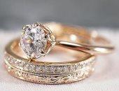 خاتم الزفاف تقليدى أو مودرن.. موديلات متعددة لتوثيق قصص الحب