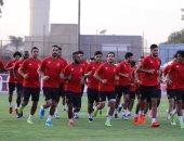 الأهلي يُنهي أول مران استعداداً لضربة البداية الأفريقية فى غياب 7 لاعبين