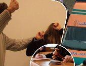 جوز الاثنين قادر بأوسيم.. مهندس زراعى يقتل زوجته الأولى لإرضاء الثانية.. حرمها من المصروف لتشاجرها مع ضرتها.. المتهم يدعى سقوطها من سطح المنزل.. ابنا الضحية يشهدان على والدهما.. والأمن يلقى القبض عليه
