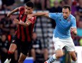 لاتسيو يهزم بورنموث الإنجليزي 4 - 3 فى مباراة مثيرة.. فيديو