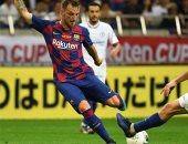 إنتر ميلان يخطط لضم راكيتيتش وفيدال من برشلونة