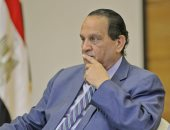 صور.. رئيس الأوكسا يعلن انطلاق حملة مكافحة الفساد الرياضى من مصر