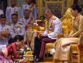 التايمز: ملك تايلاند يتصالح مع عشيقته بعد أشهر من اتهامها بعدم الولاء