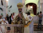 صور.. بطريرك الكاثوليك يحتفل بتجليس الأنبا باسيليوس مطرانًا لسوهاج