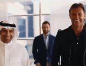 فيديو.. هيرفى رينارد يصل السعودية لتوقيع عقد قيادة المنتخب غدا