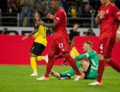 ملخص وأهداف مباراة دورتموند ضد بايرن ميونخ فى كأس السوبر الألماني