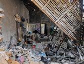 زلزال جديد يضرب سومطرة الإندونيسية ويدمر 34 منزلا