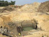 الرى: صيانة بئر جوفى بالوادى الجديد للحفاظ على المياه