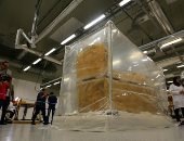 رحلة 16 ساعة.. مدير ترميم المتحف الكبير يكشف تفاصيل نقل تابوت توت عنخ آمون
