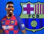 رسمياً.. برشلونة يضم ظهير بيتيس 5 سنوات مقابل 18 مليون يورو