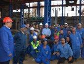 قطاع الأعمال: تحديث كامل لمصانع الدلتا للصلب بتكلفة 700 مليون جنيه