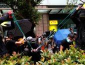 احتجاج الآلاف فى هونج كونج ودعوات بالإضراب غدا بسبب قانون للمحاكمات..صور