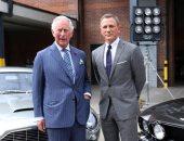 هل يظهر الأمير تشارلز فى فيلم  James Bond مع رامي مالك ودانيال كريج