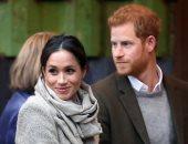 الأمير هاري يشكر زوجته علي الوجود في حياته برسالة رقيقة بمناسبة عيد ميلادها