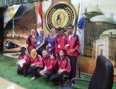 جامعة أسيوط تحتل المركز الأول على مستوى الجامعات فى معسكر معهد إعداد القادة بحلوان