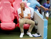 """جوارديولا """"قلقان"""" قبل مواجهة ليفربول فى الدرع الخيرية.. صور"""