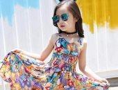 ملابس طفلتك فى العيد.. بسيطة وملونة وتقاوم حرارة الجو