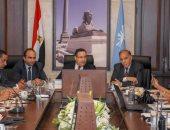 محافظ الإسكندرية يشدد على تكثيف أعمال النظافة خلال أيام عيد الأضحى