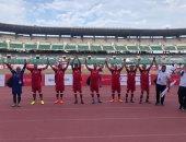 مصر تهزم أندونيسيا 2/3  ببطولة الهند للأولمبياد الخاص لكرة القدم