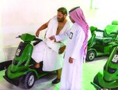 السعودية: 14 ألف عربة لخدمة الحجاج بالحرم المكى