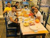 عشاء فاخر لنجوم المقاصة على هامش معسكر الإسكندرية وانضمام محمد إبراهيم
