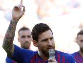رسميا.. ميسي يغيب عن برشلونة أمام بلباو فى انطلاق الدوري الإسباني