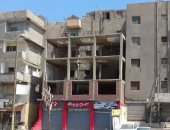 شكوى من بناء وحدات مخالفة بين فراغ العمارات بمساكن صقر قريش