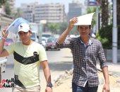 درجات الحرارة الأحد فى مصر.. طقس حار على القاهرة الكبرى والوجه البحرى