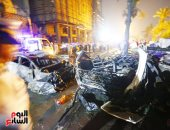 انفجار معهد الأورام.. 5 معلومات عن الحادث الإرهابى كشفها بيان الداخلية