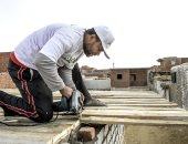 """ضمن مبادرة """"حياة كريمة"""".. تطوير 240 منزلا بـ8 قرى فى الأقصر (صور)"""