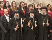 صور.. الجالية المصرية بأستراليا تحتفل بمرور 50 عاما على أول كنيسة قبطية بسيدنى
