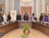 مساعد وزير الخارجية يشيد استضافة مجلس النواب لاجتماعات البرلمان الأفريقى