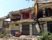 محافظة القاهرة: هدم 22 عقارا بأكشاك أبو السعود وتسكين 32 أسرة بالأسمرات