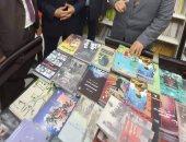 معرض البطريركية بالإسكندرية يتلقى 3 آلاف كتاب من وزارة الثقافة