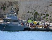 سفينة أوبن آرمز لإنقاذ المهاجرين لا تزال عالقة فى البحر